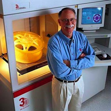 History Of 3D Printing – 3D Print UK