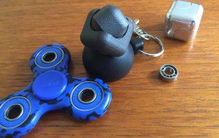 Fidget Spinners 3D Print